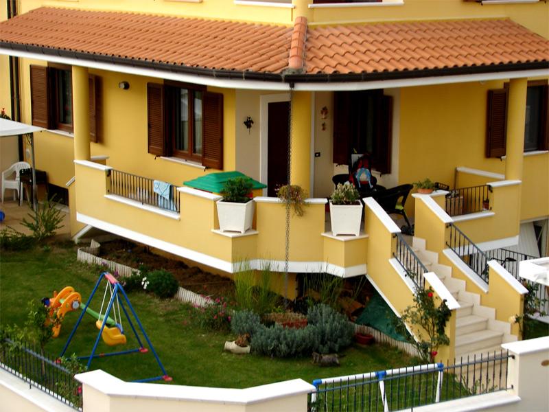 Sad immobilare costruzioni srl residence san lorenzo - Residence il giardino bellaria ...